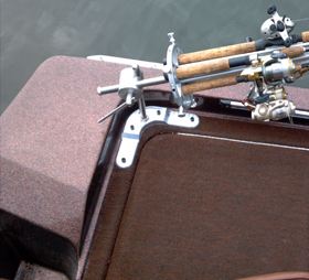 rod select 360 fishing rod holder
